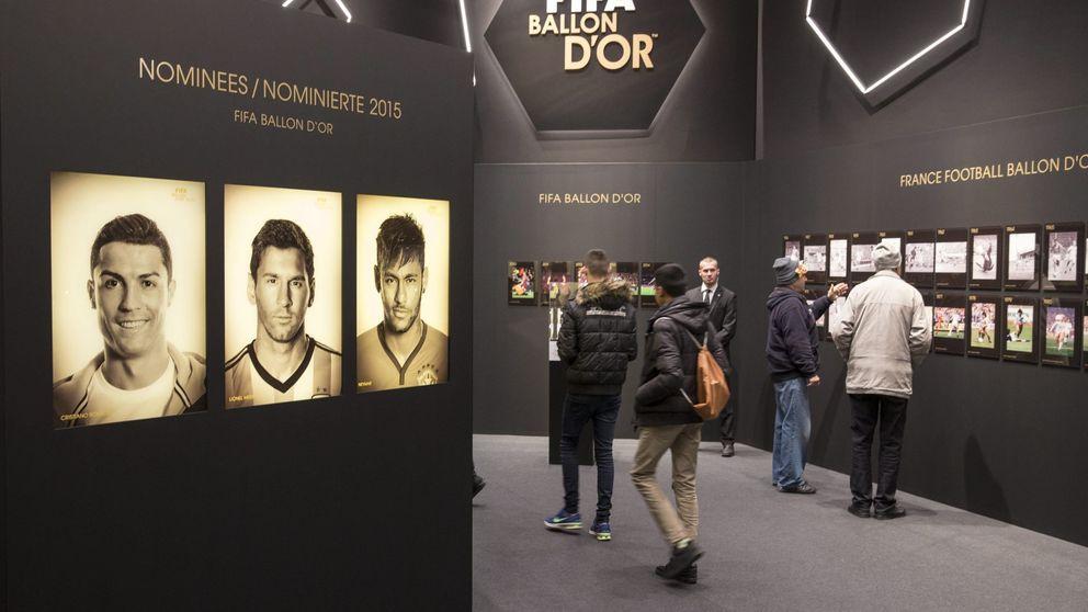 Cristiano ya no pelea por el oro con Messi, sino por la plata con Neymar