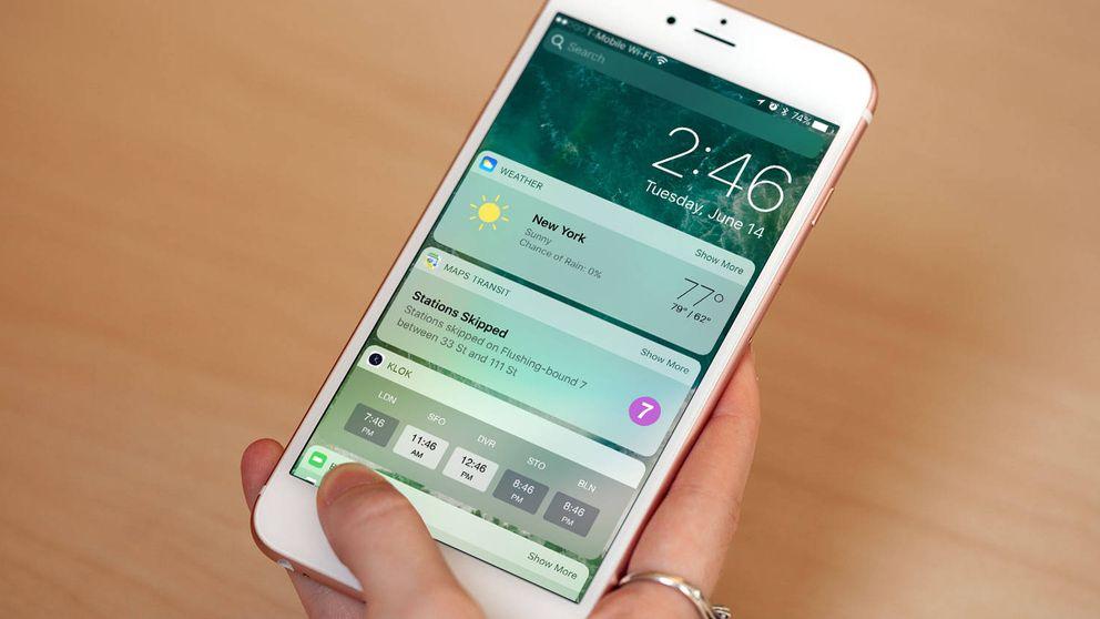 Probamos iOS 10 y macOS Sierra: aprobado en iPhone, suspenso en Mac
