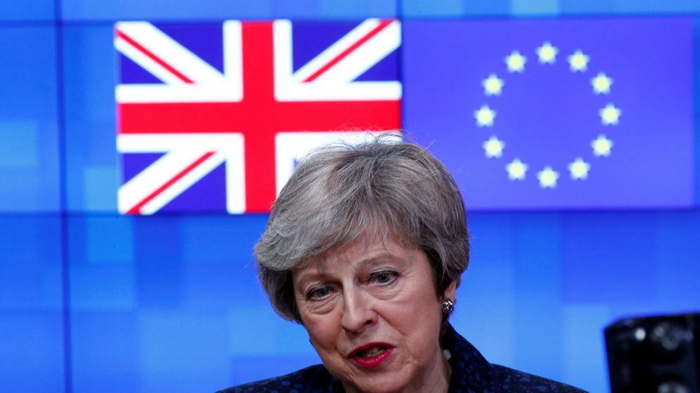 Foto: La primera ministra de Reino Unido, Theresa May. (Reuters)