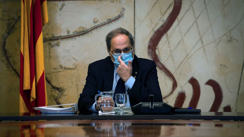 Torra y Urkullu reiteran que no irán a la conferencia de presidentes de La Rioja