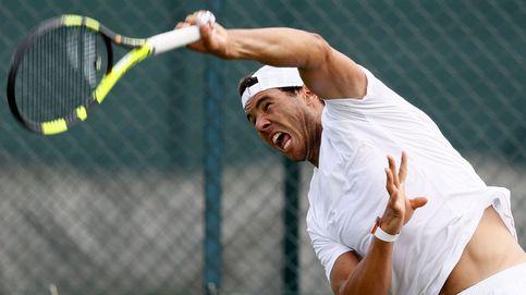 Wimbledon en directo: Rafa Nadal-John Millman