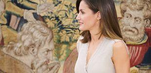 Post de La reina Letizia vuelve a confiar en Tous dos años después de su último estreno