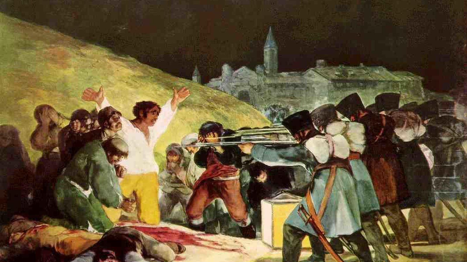 De Levantamientos Y Fusilamientos En 1808 Que Se Celebra El 2 De