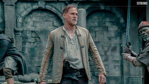 'Rey Arturo, la leyenda de Excalibur': un frenesí confuso y ridículo