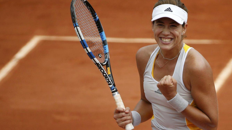 Muguruza y Ferrer se clasifican para los cuartos de final de Roland Garros
