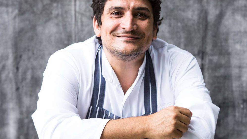Foto: El chef Mauro Colagreco, de Mirazur.