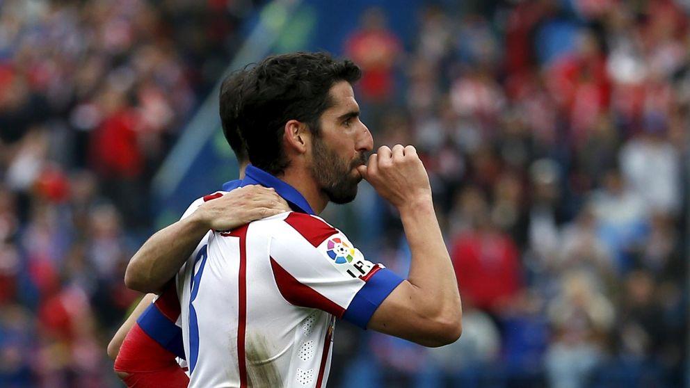 El Athletic pregunta por Raúl García al Atlético y Simeone lo bloquea por ahora
