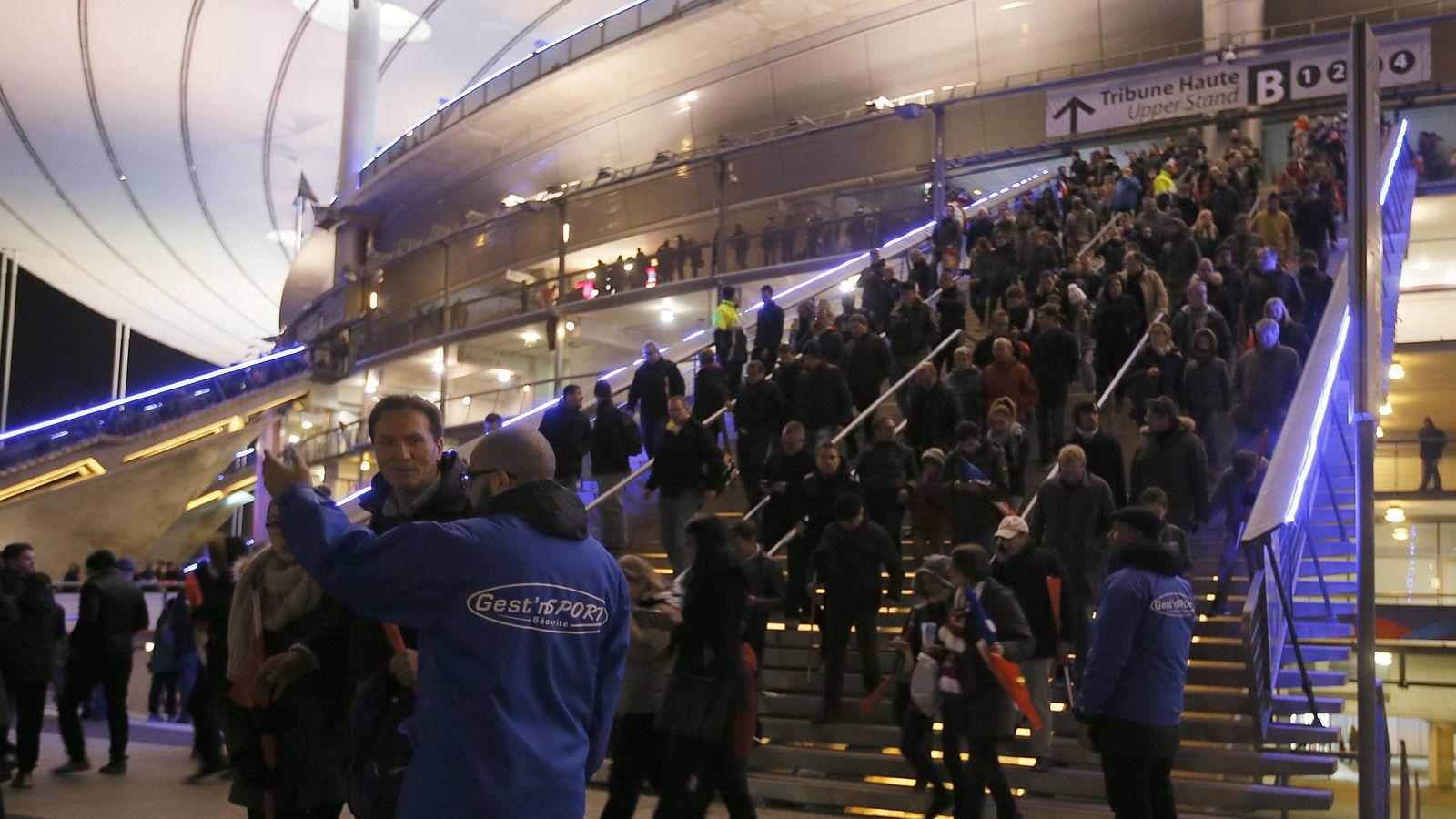 Foto: Stade de France. (Reuters)