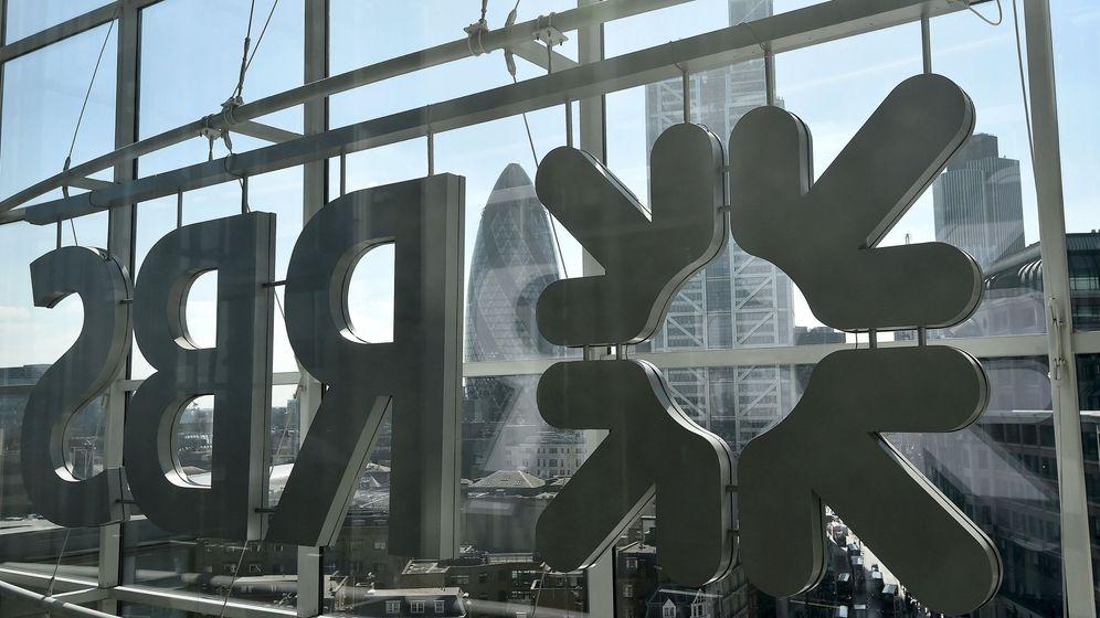 Foto: Sede del Royal Bank of Scotland en Londres (Reuters)