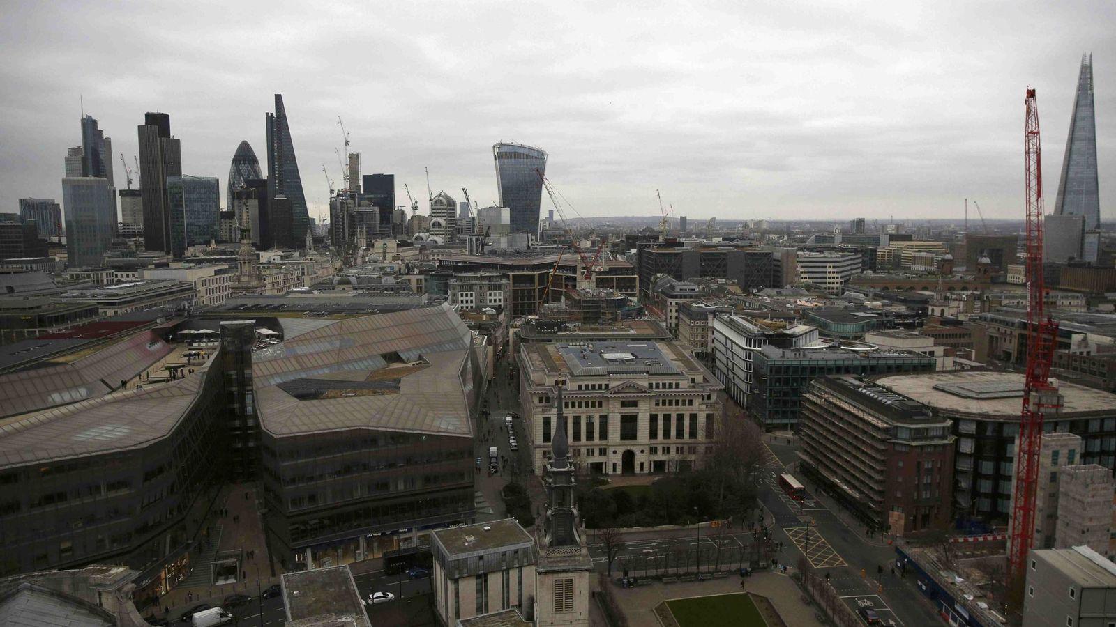 Foto: vista del skyline de Londres. (Reuters)