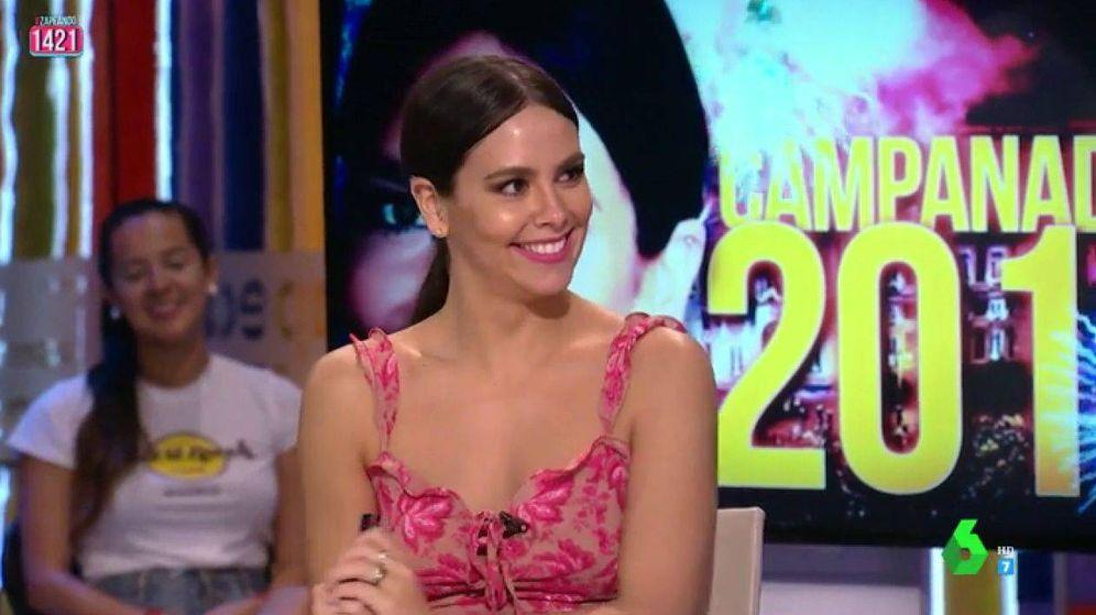 Foto: Cristina Pedroche confirma en 'Zapeando' que presentará la campanadas en Antena 3. (Atresmedia)