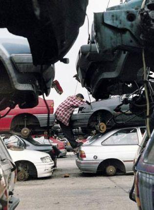 Foto: La íntima relación entre el hombre y su coche