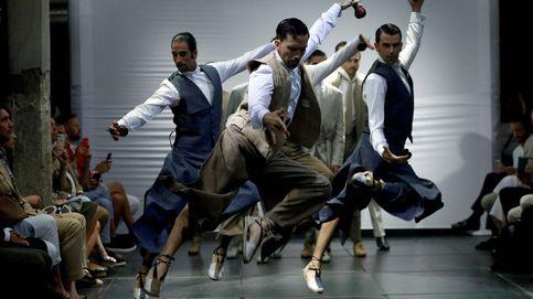 Oteyza y la nueva sastrería masculina, en danza