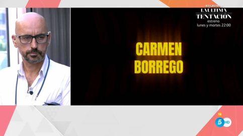 Vuelve a 'Viva la vida' (Telecinco) Diego Arrabal, el azote de Carmen Borrego