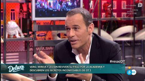 Carlos Lozano: Algunos concursantes de 'OT' le tienen envidia a David Bisbal