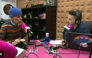 Pedro Zerolo habla por primera vez sobre su cáncer en público
