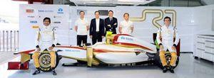 HRT ya estrenó el F112 en Montmeló