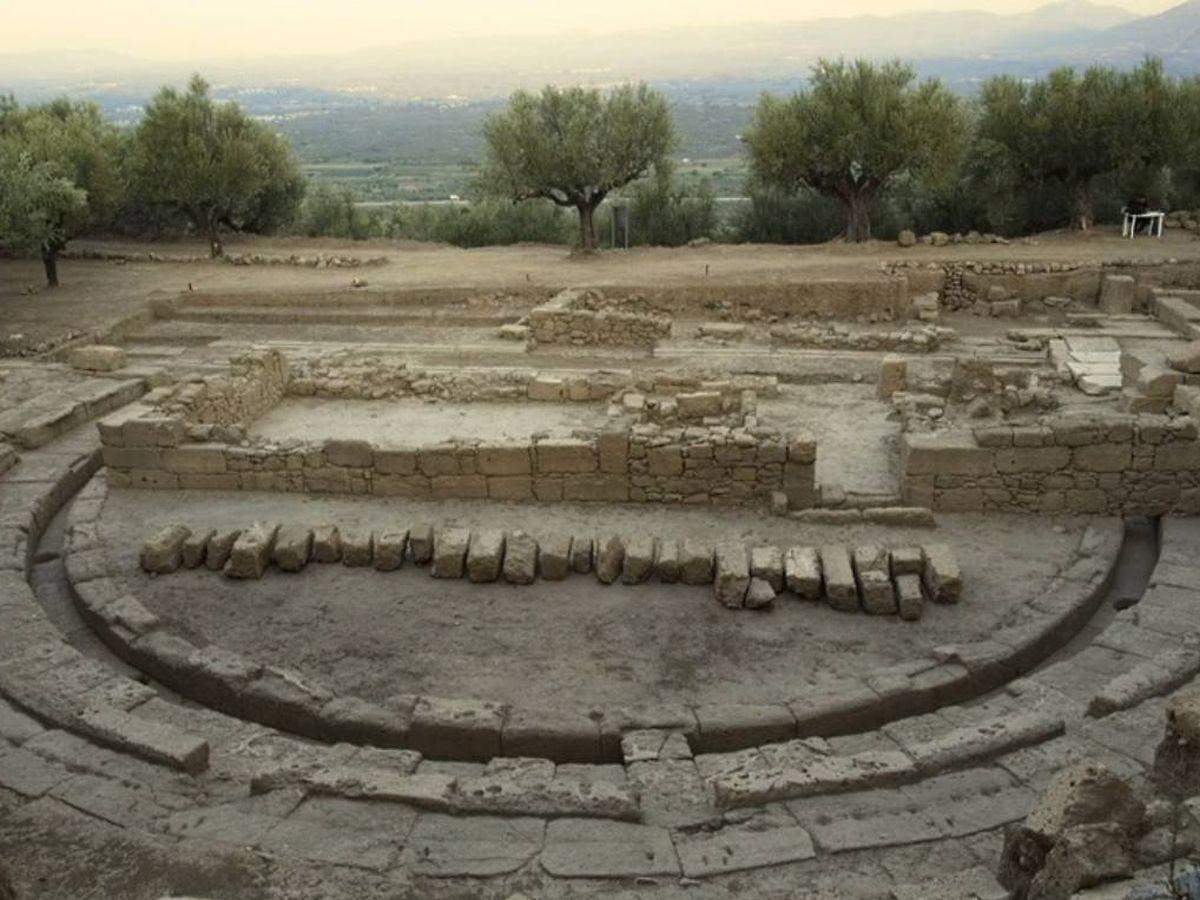 Foto: Así es Thouria, la ciudad perdida de Grecia que se describía en la Ilíada. (CC/Youtube/CCB)