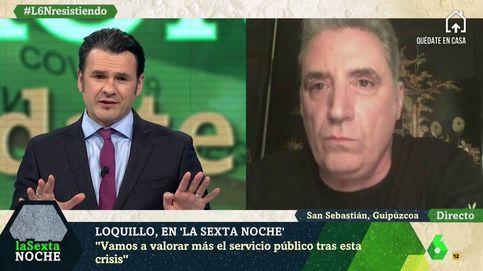 Loquillo aclara en 'La Sexta noche' su polémica con el vídeo de Ortega Smith