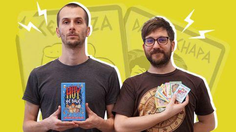 Una partida a 'Hoy se sale': el juego de mesa cañí que recauda miles de euros en internet