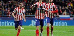 Post de La valentía de Joao Félix y la clasificación más apurada del Atlético de Madrid