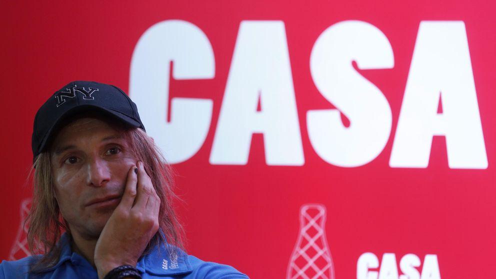Desvalijan la mansión del futbolista argentino Caniggia en Marbella