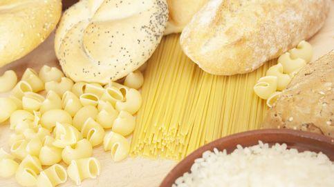 Harinas y granos refinados