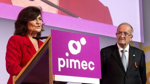El independentismo radical se estrella en el intento de controlar la patronal Pimec