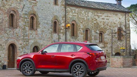Mazda renueva el CX5, su modelo más vendido en todo el mundo