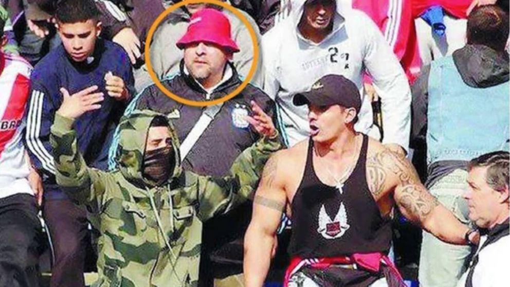 La venganza de 'El Caverna': el barra brava que provocó el escándalo River - Boca