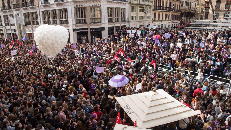 Los paros y las protestas han sido masivos. (EFE)