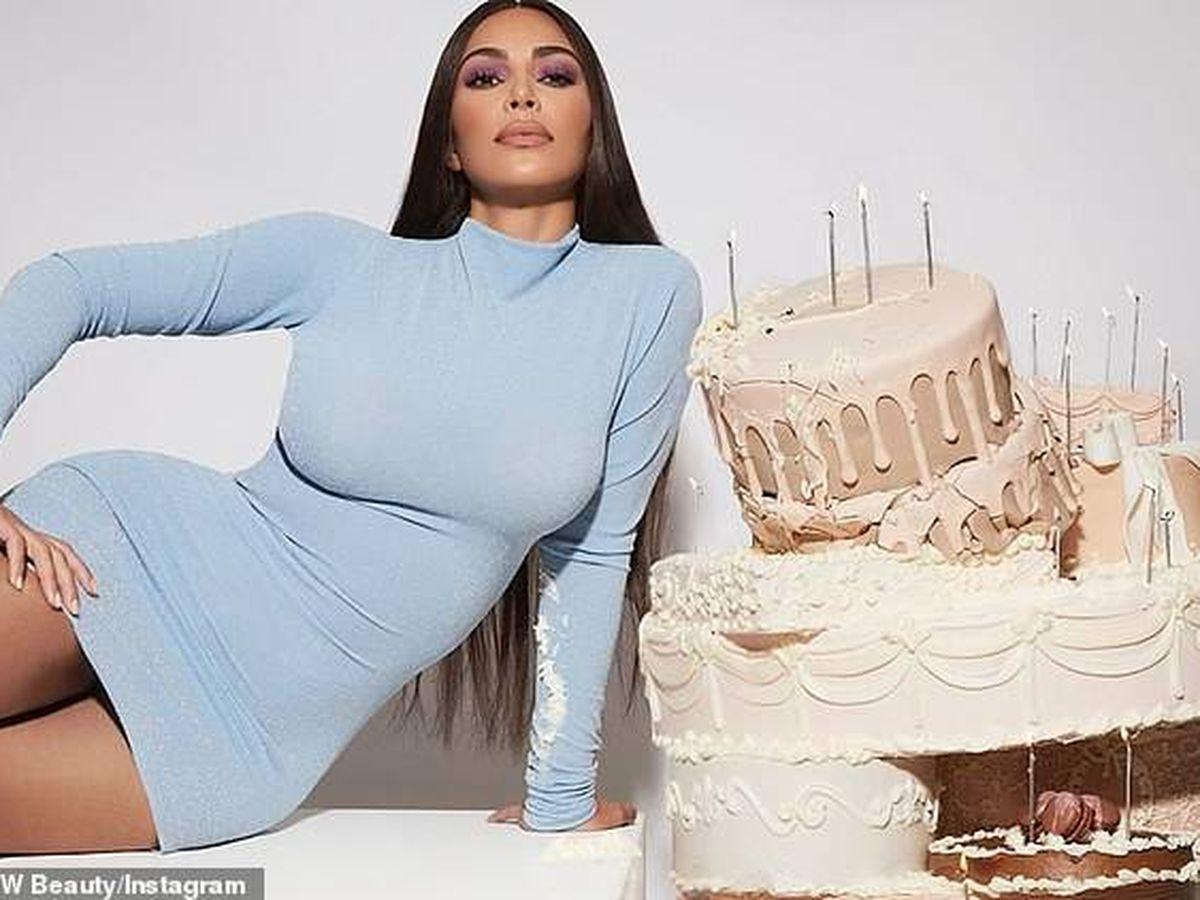 Foto: Kim Kardashian cumple 40 años. (KKW)