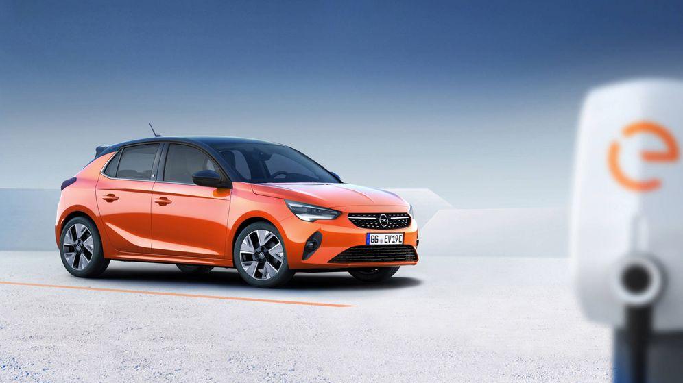 Foto: Nuevo Opel Corsa-e, un eléctrico fabricado en España, desde 29.900 euros.