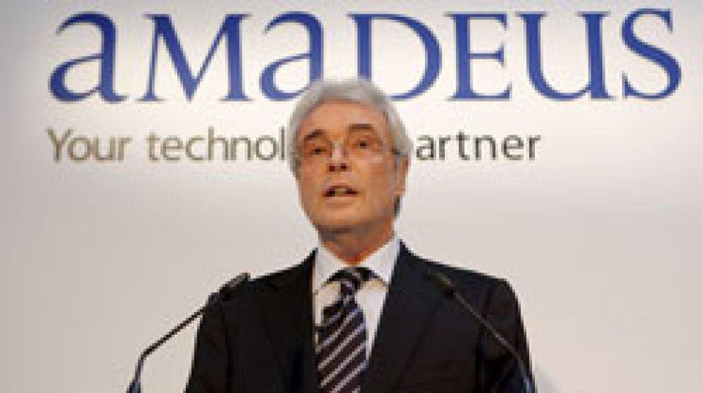 Amadeus cierra la emisión de bonos por 750 millones de euros