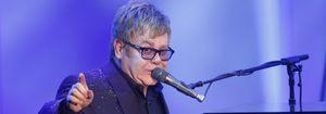Elton John suspende su gira europea por una apendicitis