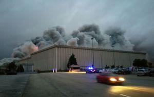 Inyección de dinero para mitigar los daños del fuego en la fábrica burgalesa de Campofrío