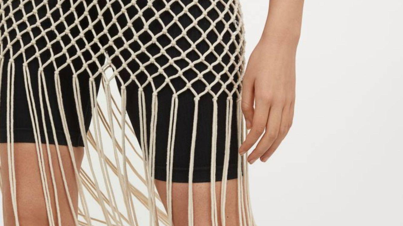 El vestido de malla que el verano pasado arrasó entre las influencers llega a H&M