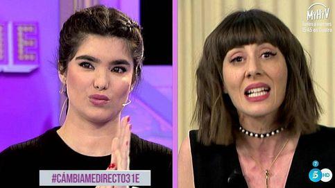 'Cámbiame' dividido: tensión, lágrimas y abandono de Natalia Ferviú