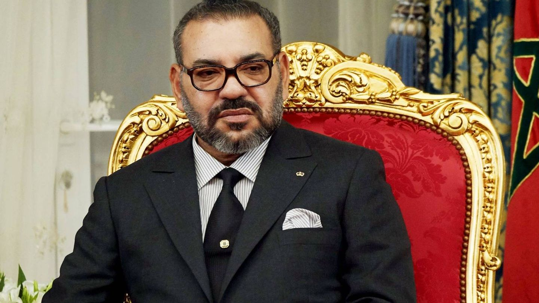 Mohamed VI, en una imagen de archivo. (Getty)