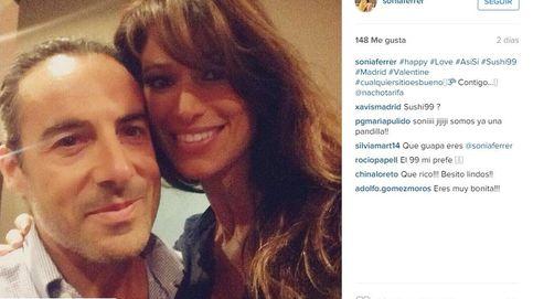 Sonia Ferrer se lleva a su novio de fin de semana a Madrid