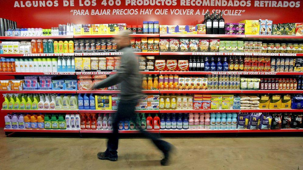 Foto: Promarca exige sanciones para las cadenas que incurren en prácticas de competencia desleal. (EFE)