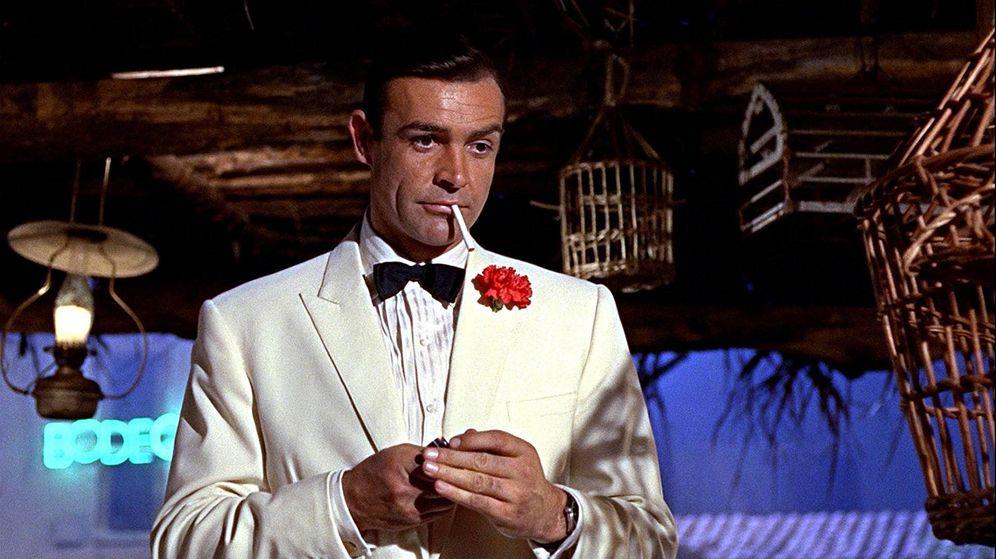 Foto: Sean Connery como James Bond en 'Goldfinger' (1964). (United Artists)