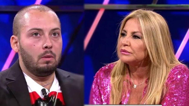 Cristina Tárrega destroza a José Antonio Avilés en 'Animales nocturnos' por sus mentiras