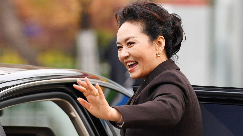 Retazos de Peng Liyuan, la prima dama china: iPhone, censura y otras polémicas
