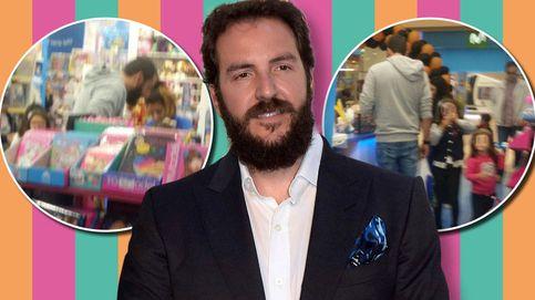 Borja Thyssen, un millonario de compras en un outlet de Leganés