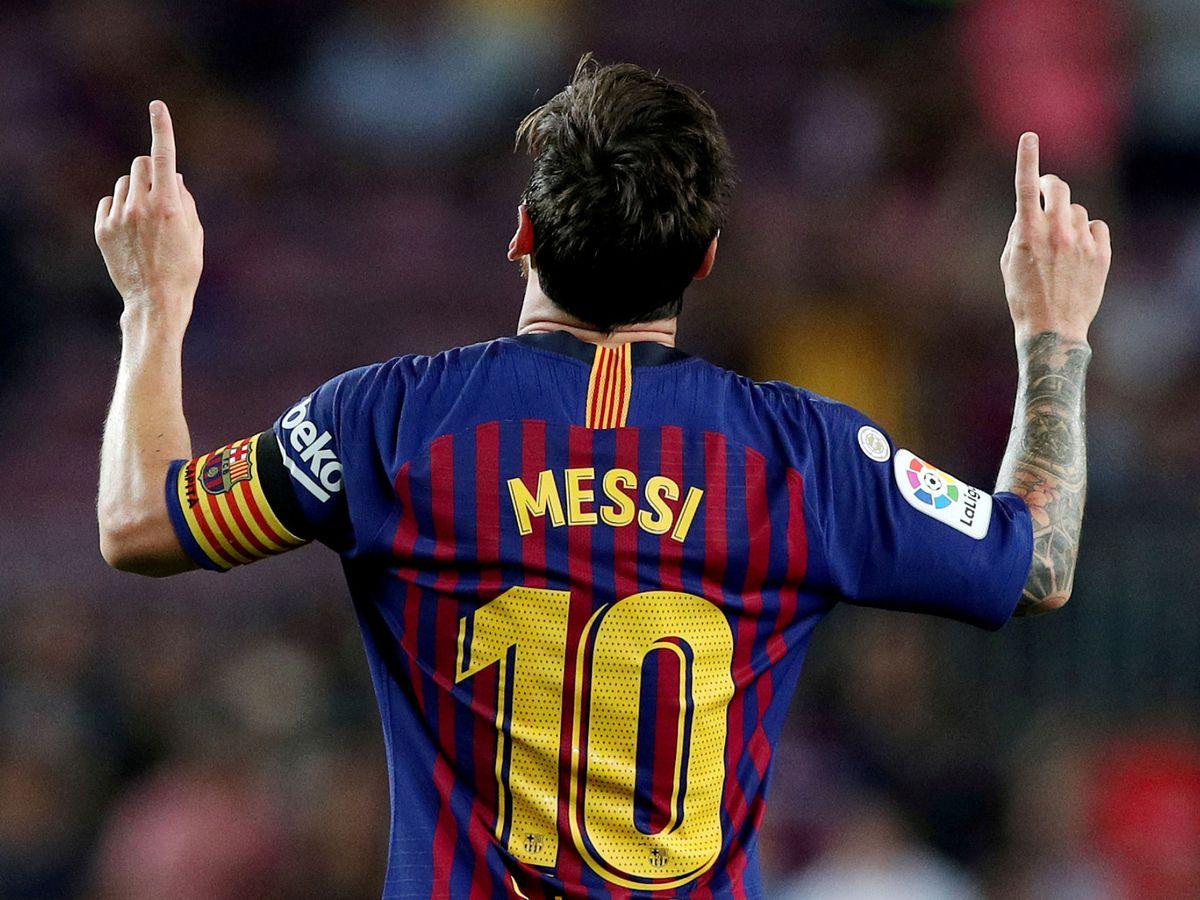 Foto: Messi, en una imagen de archivo. (Reuters)