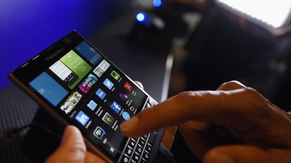 Foto: BlackBerry se reinventa vendiendo 'software' y servicios de seguridad a terceros