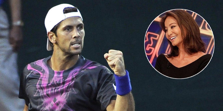 Foto: El tenista Fernando Verdasco e Isabel Preysler