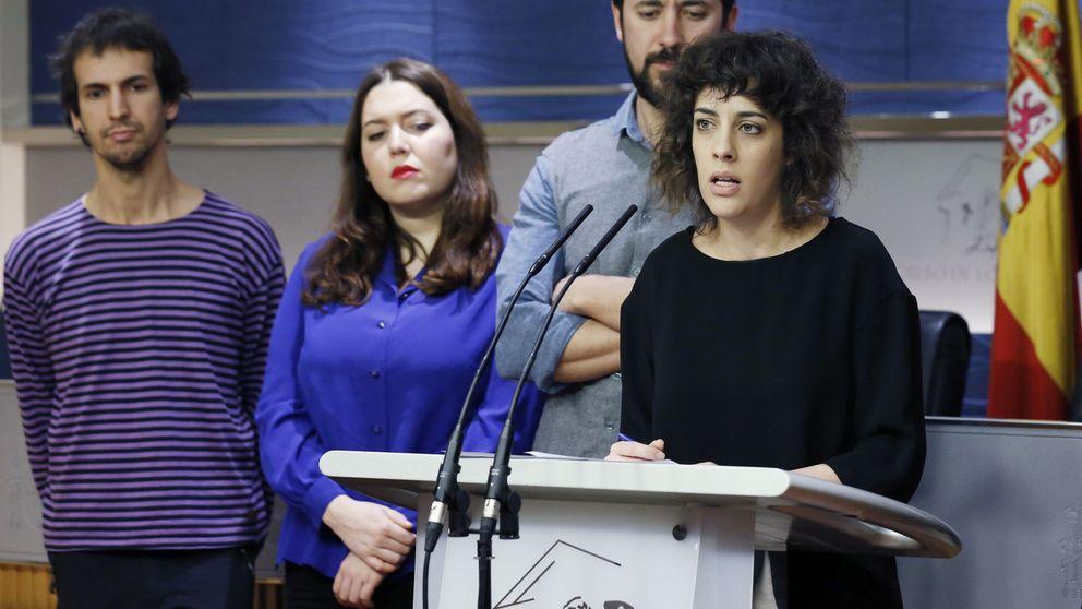 Podemos cede y cierra un acuerdo 'in extremis' con En Marea para las gallegas