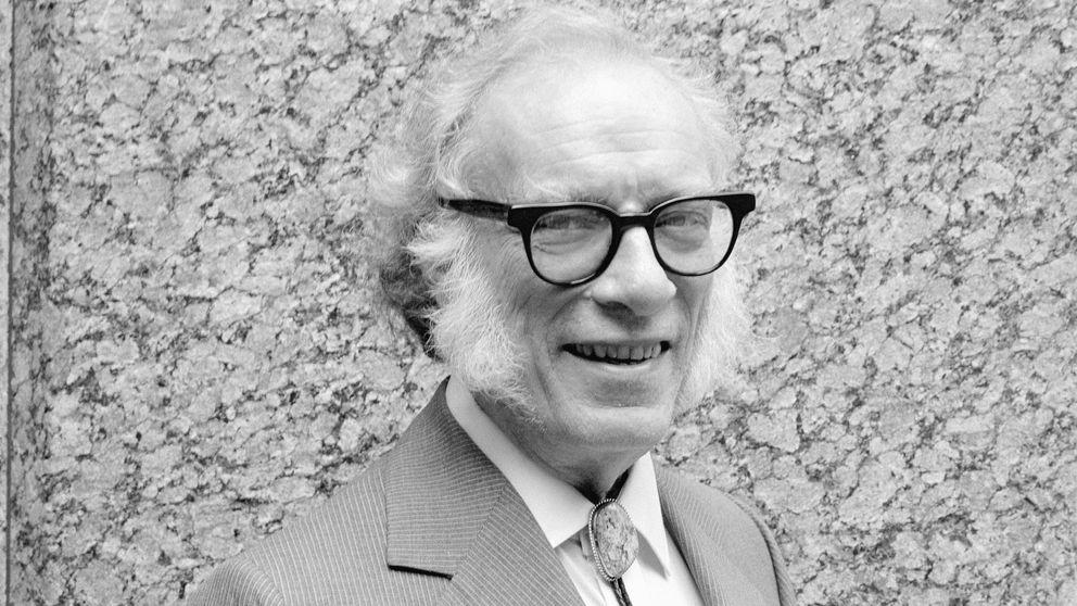 El ensayo perdido de Isaac Asimov que te enseña como tener éxito
